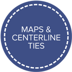 Maps & Centerline Ties