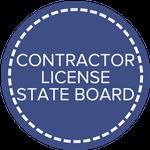 contractors license state board