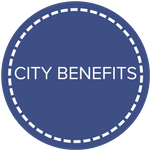 CITY BENEFITS